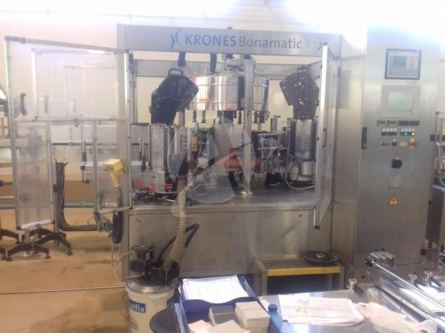 Maschine: KRONES BONOMATIC 728-271 Labelling Machine