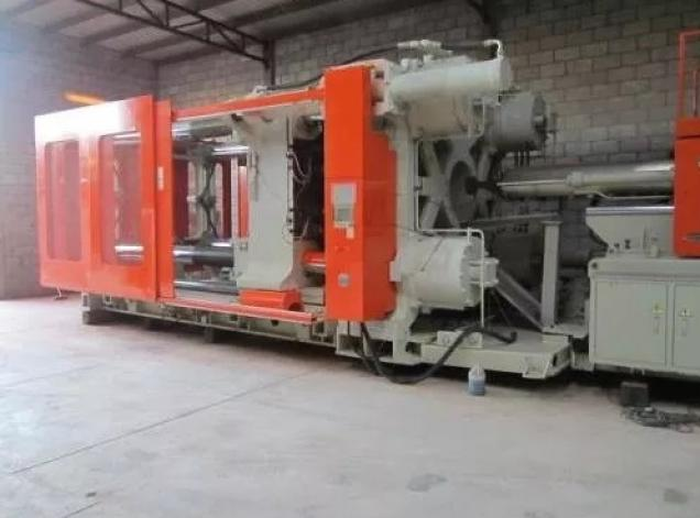 Maschine: CHEN HSONG SM1800 tons (very low hours)