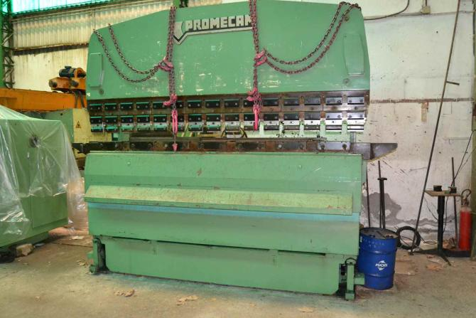 Maschine: PROMECAM RG203 3000x200 Press brake