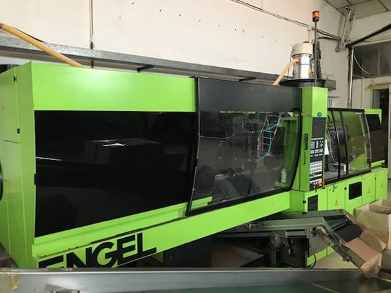 Maschine: ENGEL ES570 Injection molding machines