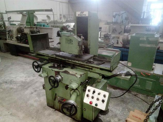 Maschine: PROTH PSGS-3060AH Surface Grinding Machines