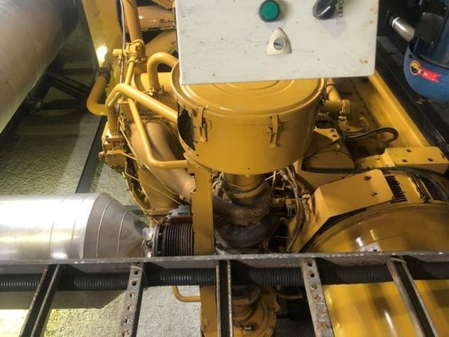 Maschine: CATERPILLAR G3516 Gas generators