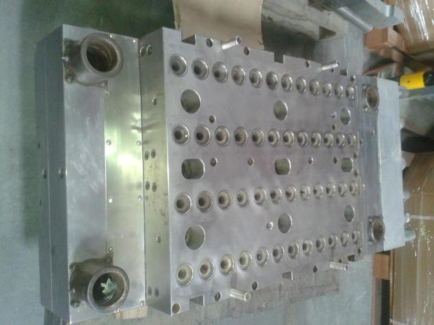 Maschine: HUSKY 48 cav 52,10 Grams PET PCO 28mm Injection moulds