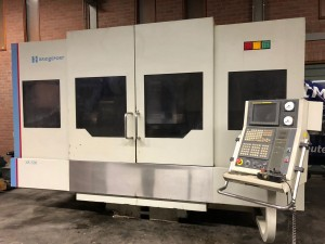 Maschine: BRIDGEPORT VMC-1500 XR Metal processing centers