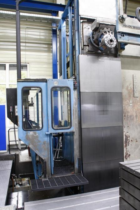 Maschine: ZAYER 30KCU 10000 Milling Machines