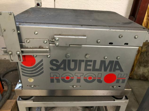 Maschine: SANTELMA ROTOLOK EJECTEUR Box weigher