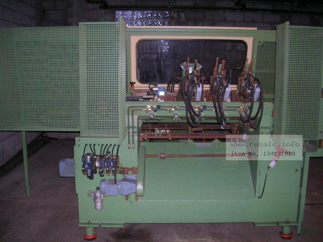 Maschine: HEMCO TRACING LATHE hydraulic tracing lathe