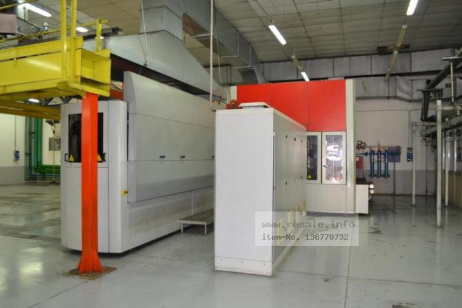 Maschine: SIDEL SBO 18 Blow molding machines