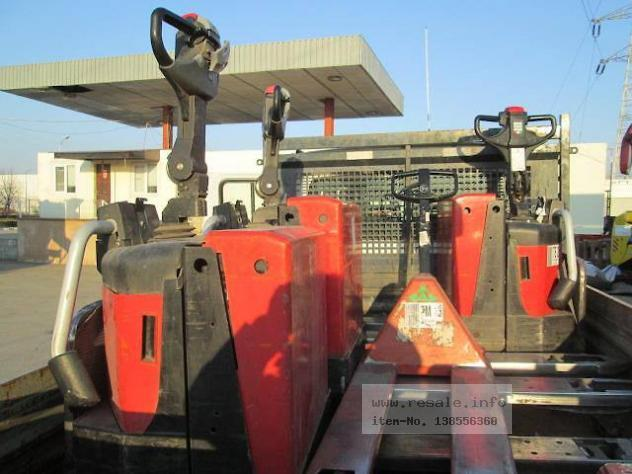 Maschine: BT LPE200 Pallet trucks
