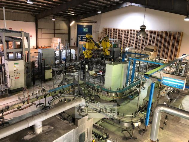 Maschine: FANUC, BARDI, FT SYSTEM,  Filling installations
