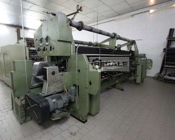 Maschine: LIBA COP 2 HS Knitting machines