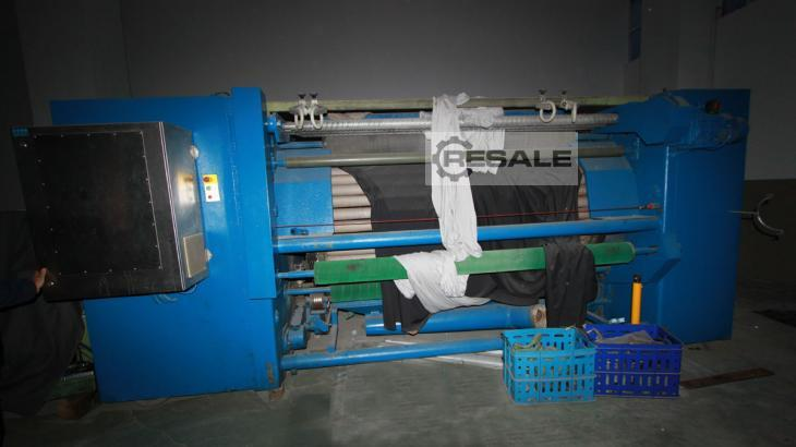 Maschine: LAMPERTI GB raising machine