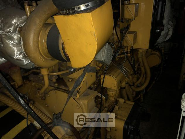 Maschine: CATERPILLAR CAT3512 Engines