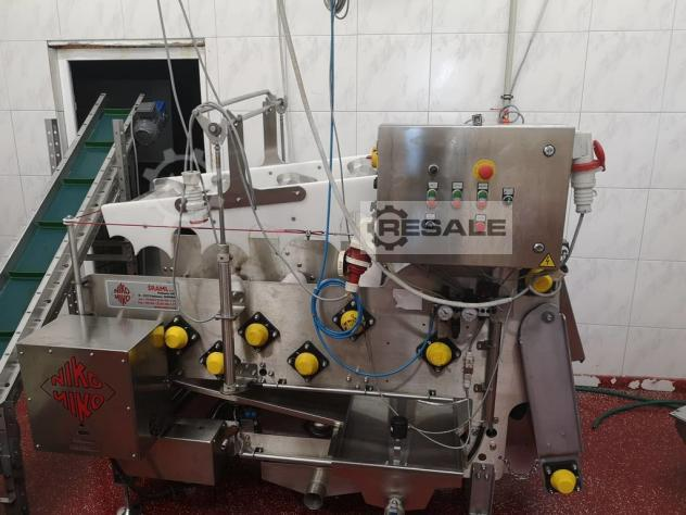 Maschine: SRAML Belt press SRAML TP50 Universal machines