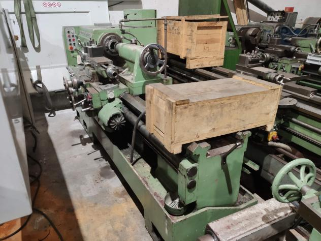 Maschine: GEMINIS GE650Sx1000 rebuilt Turning Machines (Lathes)