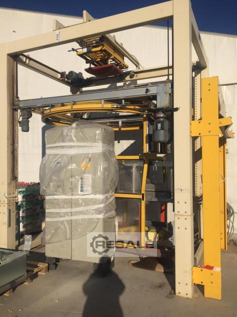 Maschine: OCTOPUS  Final packaging machines