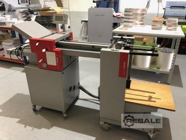 Maschine: EUROFOLD 235 Folding machines