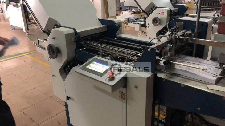 Maschine: FOLDING MACHINE 360 Folding machines