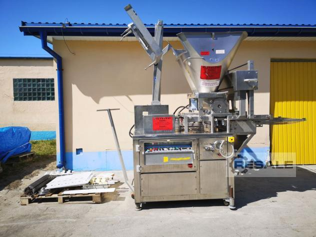 Maschine: PROVATEC NuTec Former type: 760 Former