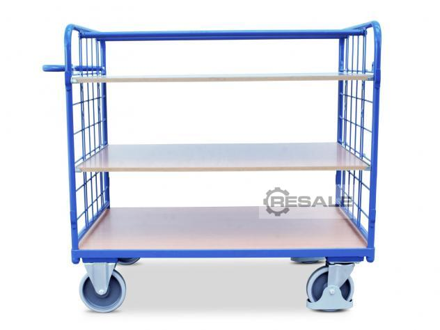 Maschine: REGALUX 5010 Picking trolley 1200x800x1220mm