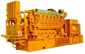 Maschine: CATERPILLAR CAT G3612 Gas generators