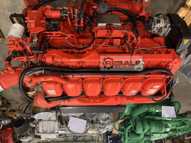 Maschine: SCANIA DS 11 57 Engines