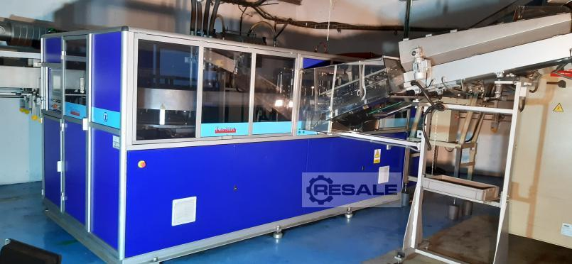 Maschine: SIDE TMS 2006E Blow molding machines