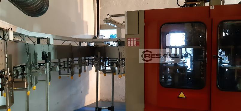 Maschine: SIDEL SBO2F Blow molding machines
