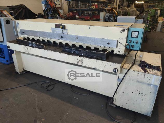 Maschine: COLLADO 24. 2000X4 Guillotine Shears