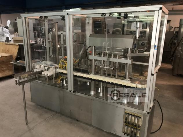 Maschine: BOSCH MLF 3002 filler for injectable vials