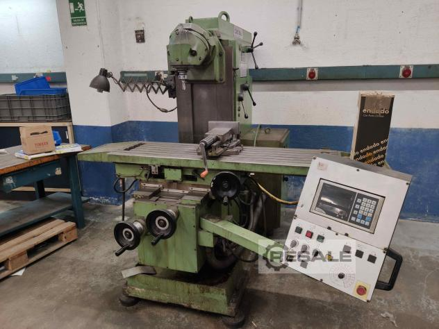 Maschine: CME FU2 Milling Machines