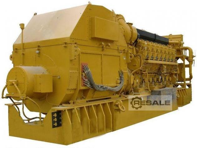 Maschine: CATERPILLAR CAT C280-16