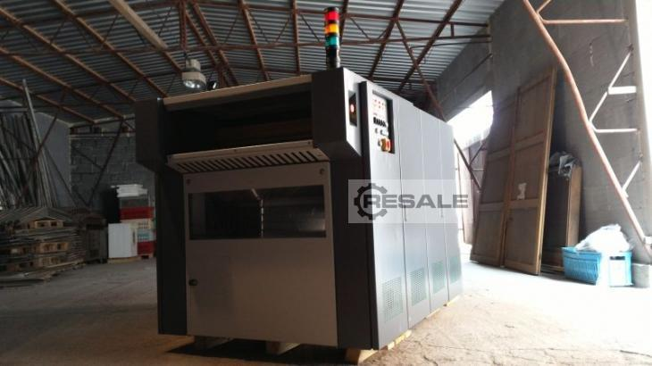 Maschine: REA OPENER  FINE CLEANER REA-120 Tearing machines for textile recycling