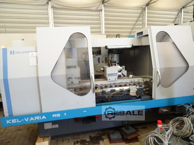 Maschine: KELLENBERGER KELCO 90 RS175/1000 CNC Round Grinding Machines