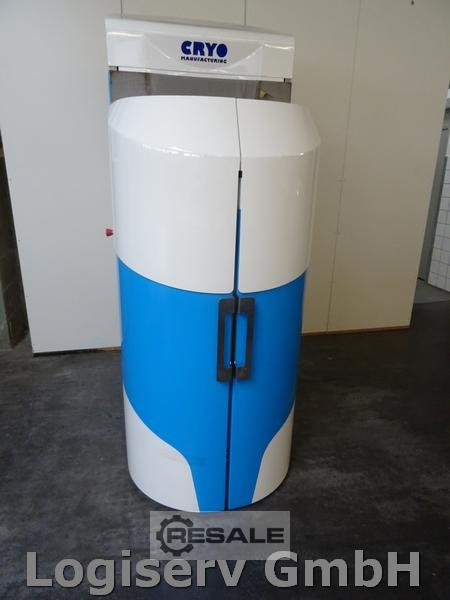 Maschine: CRYOCAB MED Cabine Cryotherapie Refrigeration sauna physiotherapy device