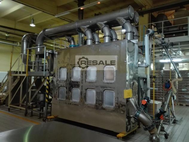 Maschine: OLHMANN Sugar agglomeration line Production lines