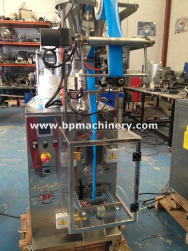 Maschine: BP MACHINERY minidose packing machine Bag packing machines